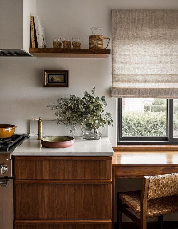 Heidi Caillier Design interior designer Seattle modern traditional (1)