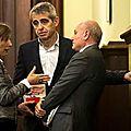 présidente du parlement catalan