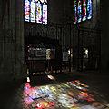 Bordeaux, basilique Saint-Michel, vitraux (33)