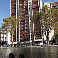 Pierre ORCEL - Canal Saint-Martin (1)
