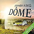 Dôme #1, de stephen king