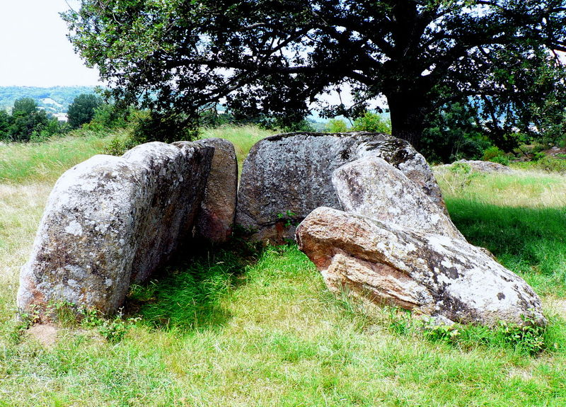 dolmen d'Unsac
