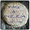 Pâte à pizza ww et thermomix