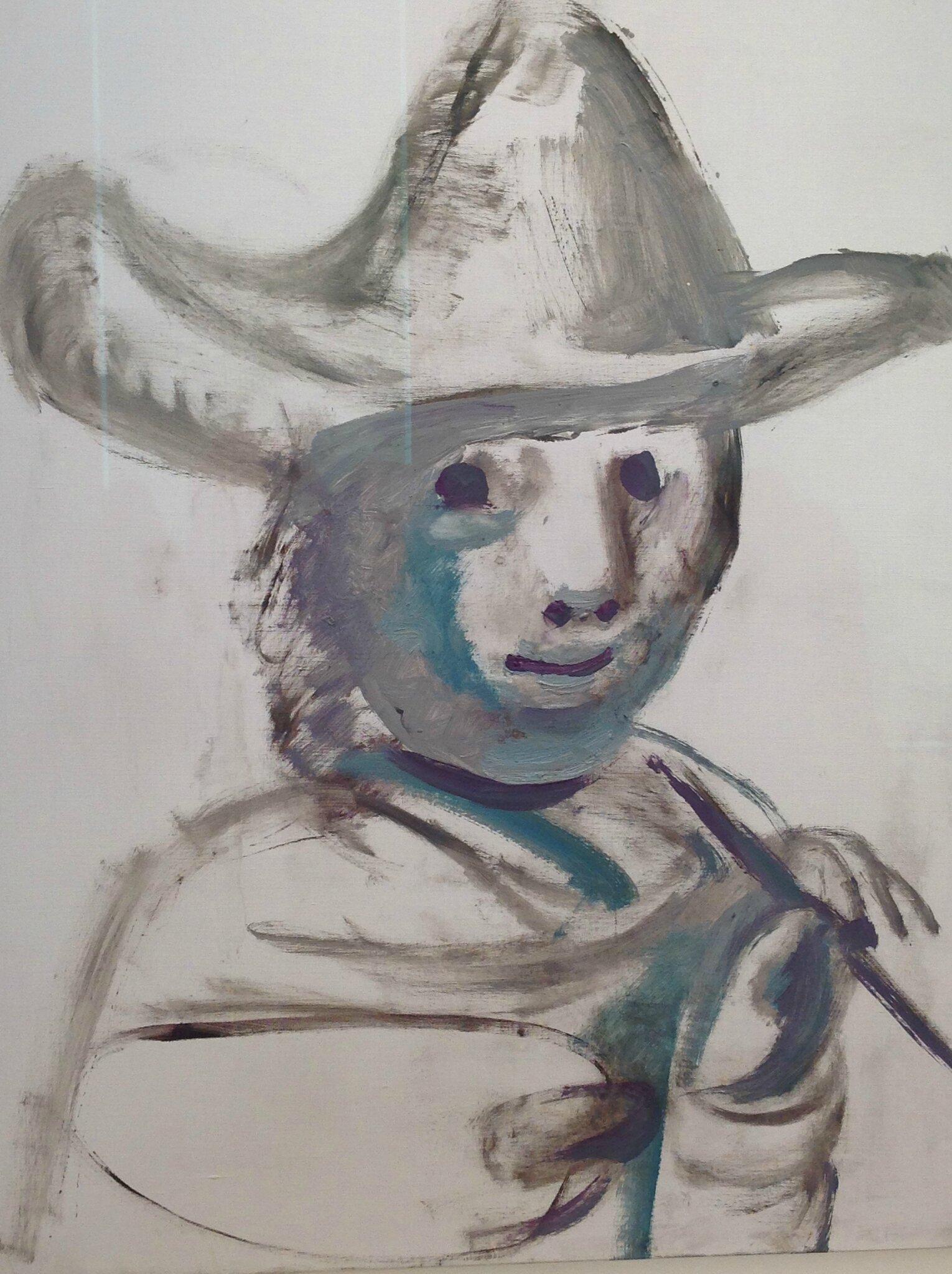 Picasso jeune peintre