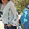 La blouse stockholm