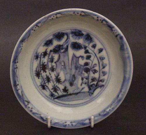 HONGZHI 1488 - 1505 or ZHENGDE 1506 - 1521, Ming Dynasty. A Smal