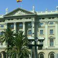 Immeuble à Barcelone
