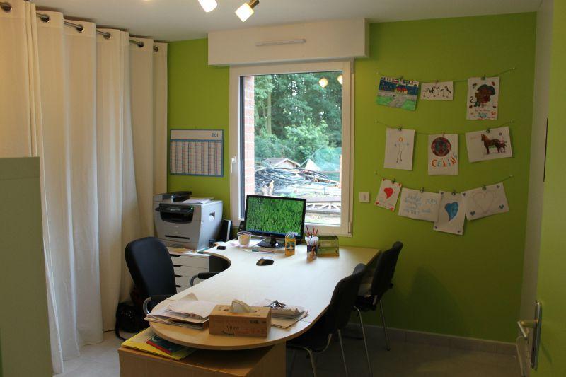 le bureau vert la construction de notre cabinet