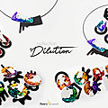 Collection dilution - une explosion de couleurs
