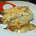 Crumble d'endives au roquefort