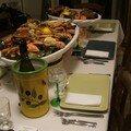 Soirée Fruits de Mer - Maison