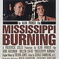 Mississippi burning - alan parker