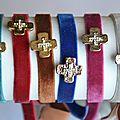Bracelet - L13 - (9 euros pièce)