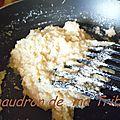 Tarte abricots romarin et feuille de menthe poivrée