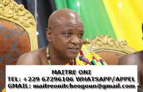 MAITRE MARABOUT MEDIUM VAUDOU D'AFRIQUE