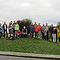 2019-10-13 - autumn walk in vincent van gogh's steps in petit-wasmes