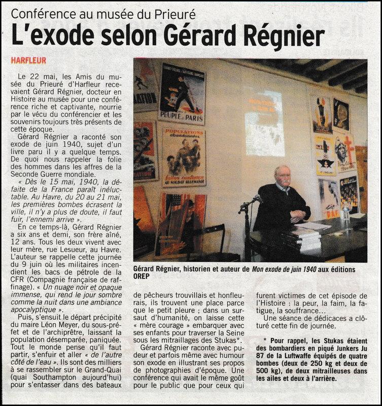 Article Courrier Cauchois 31