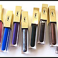 Mascara vinyle couture - yves saint laurent - + video