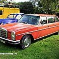 Mercedes 220 D limousine (32ème Bourse d'échanges de Lipsheim) 01