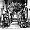 SAINS DU NORD-Eglise