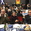 Burns' Night avec le clan Ramsay 2019