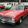 Dodge dart swinger hardtop coupe-1973