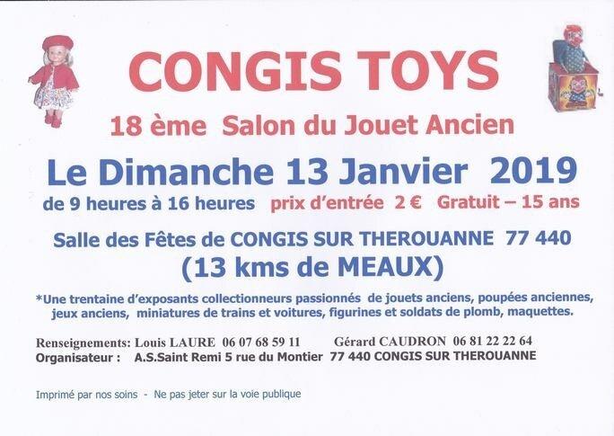 CONGIS TOYS 2019