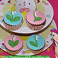Cupcakes muguet (avec explications)