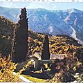 Mont Ventoux datée 1977