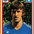 Philippe BERGEROO Girondins de Bordeaux 1976