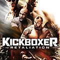 Kickboxer retaliation - kickboxer l'héritage (la fureur du guerrier blanc)