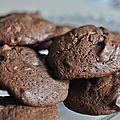 Cookies chocolat-maltesers