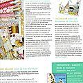 Passion Couture Créative n°6 - octobre novembre décembre 2014 - Page 7