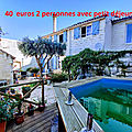 CHAMBRES HOTES MONTPELLIER LUNEL NIMES 30