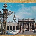 Nancy 2 - arc de triomphe datée 1972