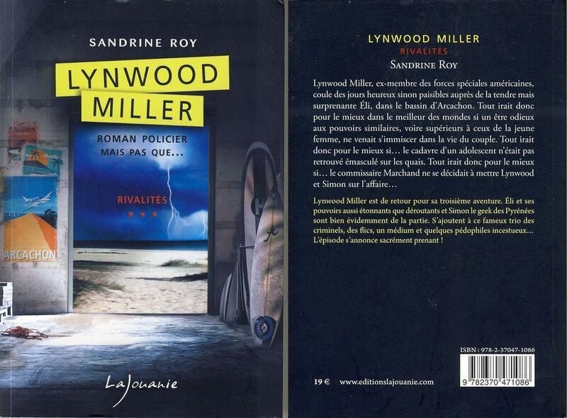 2 - Rivalites Lyndwood Miller - Sandrine Roy