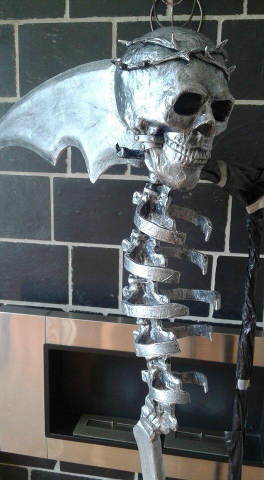 La Deathscythe d'Undertaker