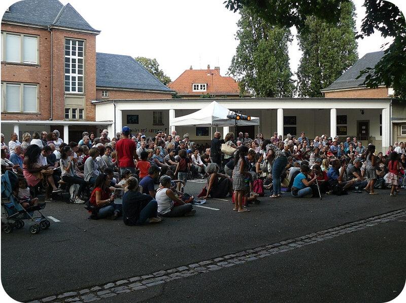 Quartier Drouot - Scènes de Rue10