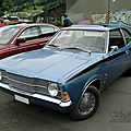 Ford cortina tc xl 2door 1970-1973