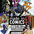 Made in comics, l'affiche !