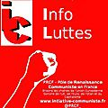 Info luttes 2016 - n°1 - semaine 01