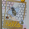 Atc bee happy