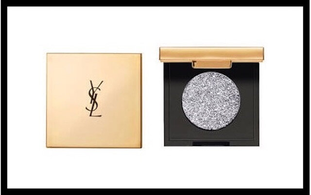 yves saint laurent sequin crush empowered silver