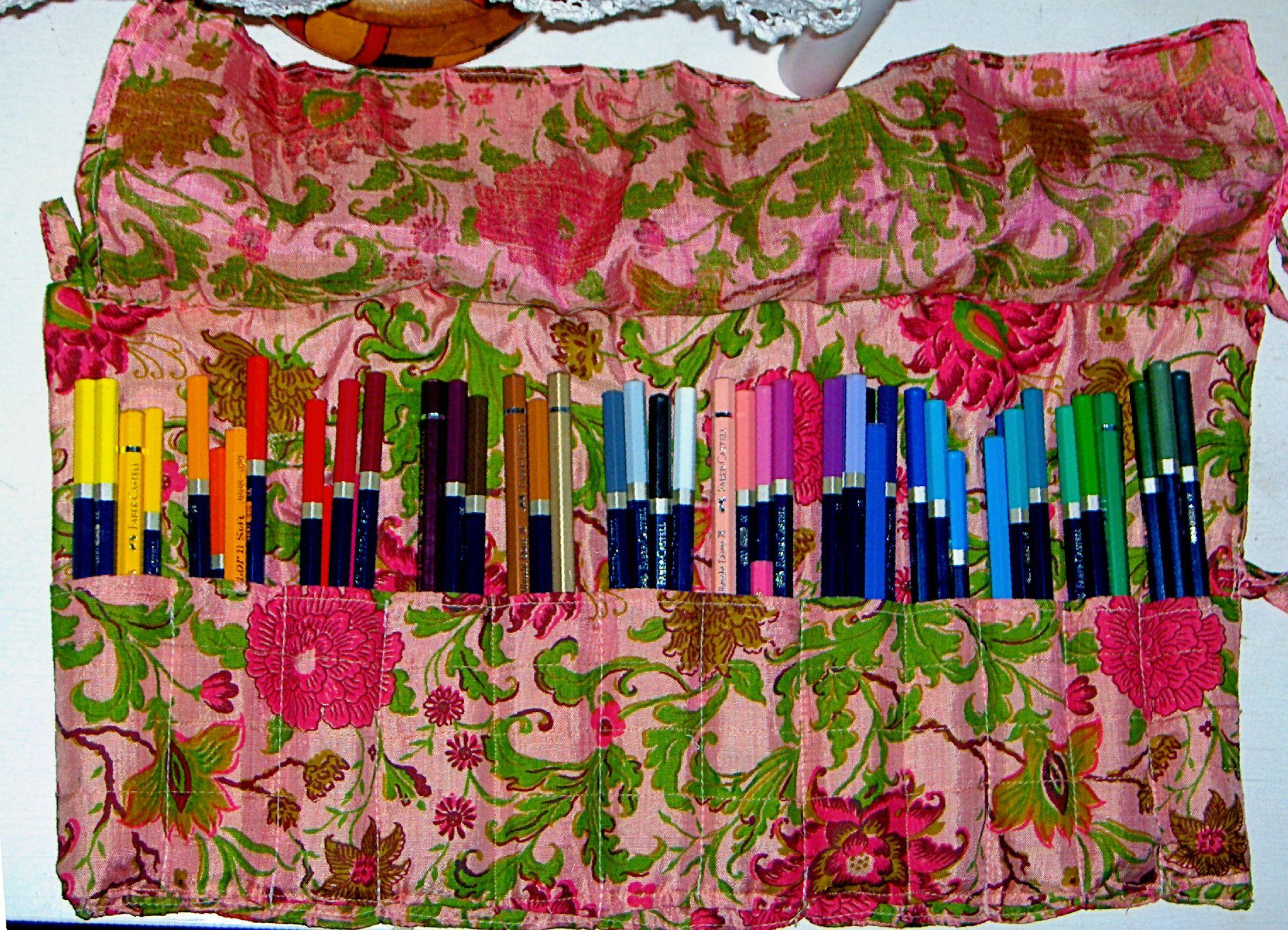 sac � crayons