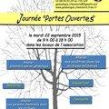 Portes ouvertes - cercle genealogique des cheminots - paris