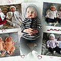 AAA - Les Reborns de Christiane, issus de ma nurserie :-)