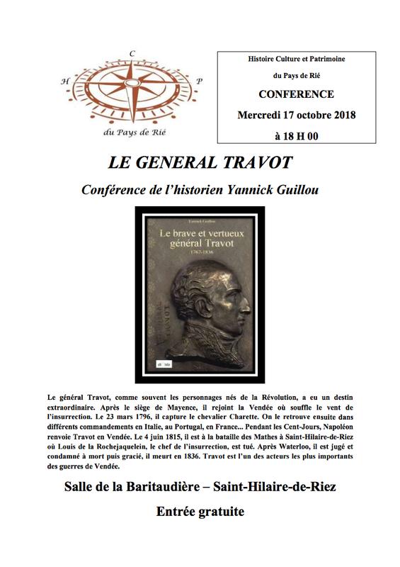 Le general Travot