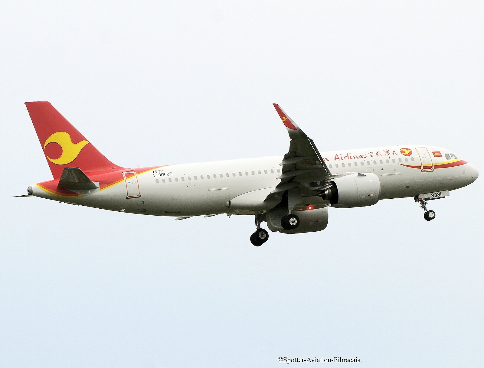 Tianjin Airlines (NEO)