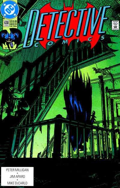 detective comics 0630