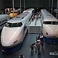 Shinkansen 100系 & 0系